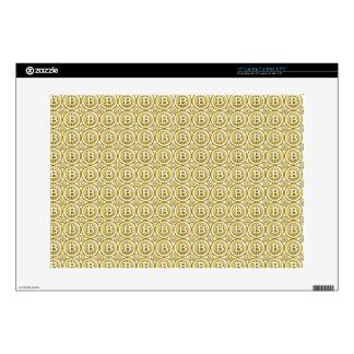 Bitcoin Millionaire - iPad Sleeve Laptop Skin