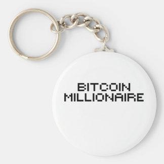 Bitcoin Millionaire Keychain