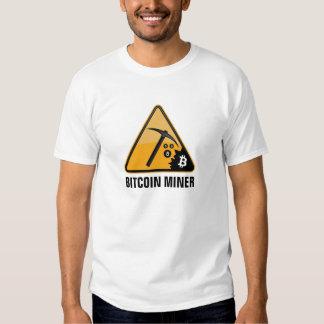 Bitcoin Miner Tshirts