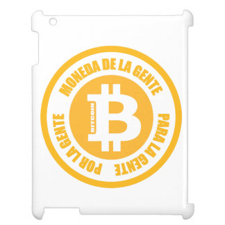Bitcoin Moneda De La Gente Para Gente Por La Gente Cover For The iPad 2 3 4