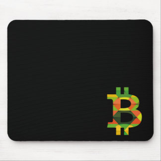 BITCOIN-Mouse Pad Mouse Pad