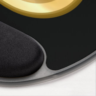 Bitcoin Mouspad Gel Mouse Pad