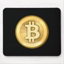 Bitcoin Mouspad Mouse Pad