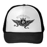Bitcoin My Currency Trucker Hat