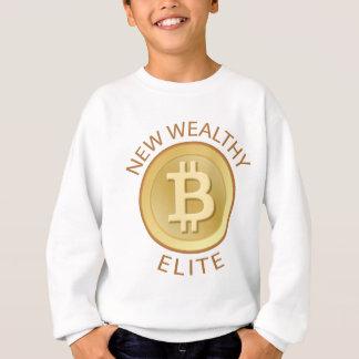 Bitcoin - New Wealthy Elite Sweatshirt
