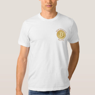Bitcoin - New Wealthy Elite T-Shirt