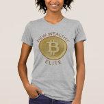 Bitcoin - New Stinking rich Elite T-Shirt