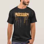 Bitcoin Not Bombs - Crypto T shirt