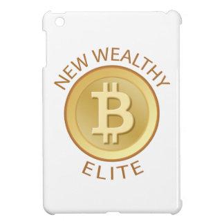 Bitcoin - nueva élite rica iPad mini carcasas