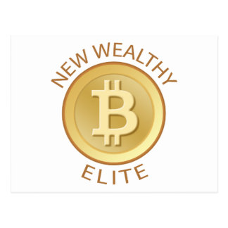Bitcoin - nueva élite rica postal