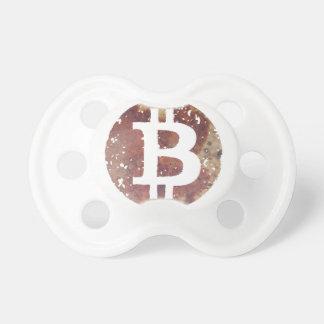 Bitcoin Baby Pacifier
