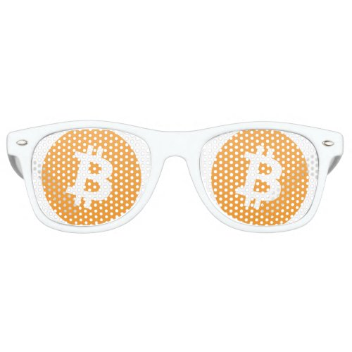 Bitcoin Party Sunglasses