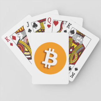 """""""BITCOIN"""" PLAYING CARDS"""