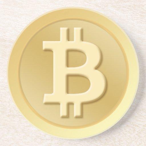 Bitcoin Posavasos Cerveza