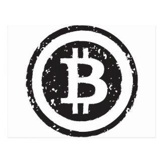 Bitcoin Post Cards