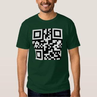 BITCOIN QR CODE T-Shirt