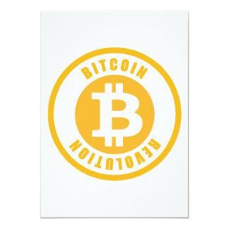 Bitcoin Revolution Card