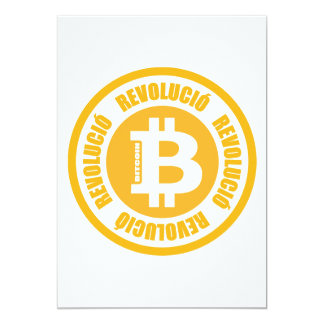 Bitcoin Revolution (Catalan Version) Card