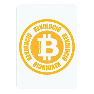 Bitcoin Revolution (Catalan Version) Invitation