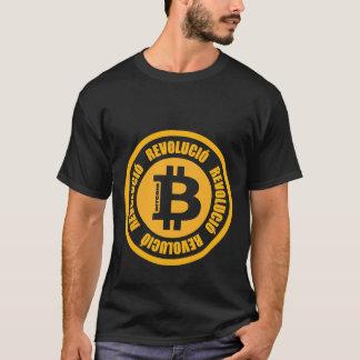 Bitcoin Revolution (Catalan Version) T-Shirt
