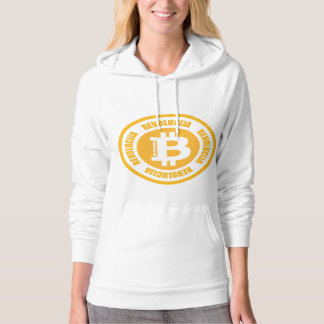 Bitcoin Revolution (Croatian Version) Hoodie