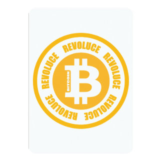 Bitcoin Revolution (Czech Version) Card