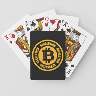 Bitcoin Revolution (English Version) Poker Cards