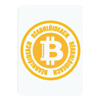 Bitcoin Revolution (Irish Version) Card