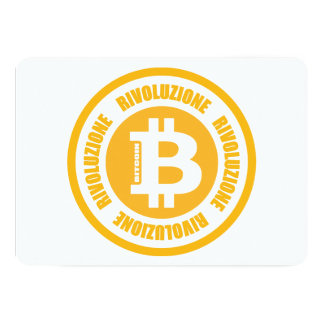 Bitcoin Revolution (Italian Version) Card
