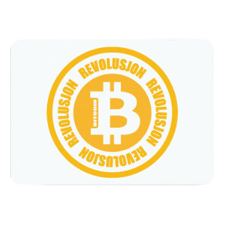 Bitcoin Revolution (Norwegian Version) Card