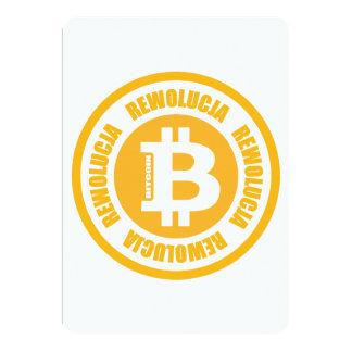 Bitcoin Revolution (Polish Version) Card