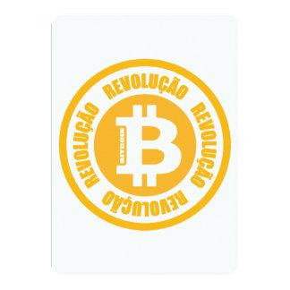 Bitcoin Revolution (Portuguese Version) Card