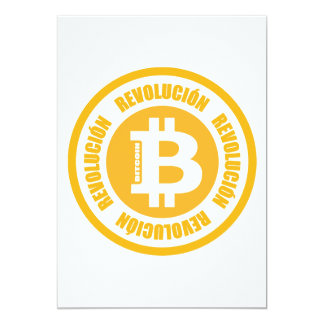 Bitcoin Revolution (Spanish Version) Card