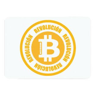 Bitcoin Revolution (Spanish Version) Card