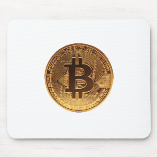 Bitcoin rug (BTC) Mouse Pad