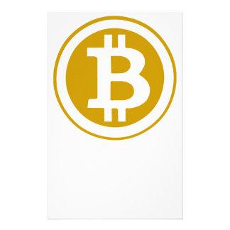 Bitcoin Stationery