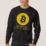 Bitcoin - Vires en Numeris Sudaderas