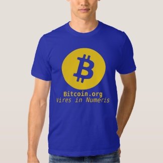 Bitcoin - Vires in Numeris T-Shirt