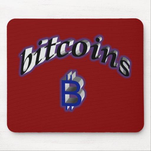 bitcoins mousepads