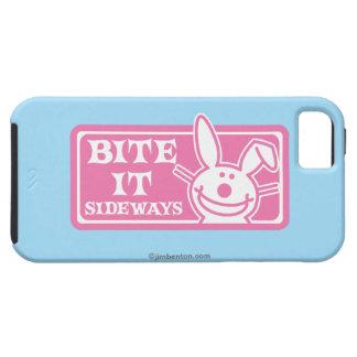 Bite it Sideways iPhone SE/5/5s Case