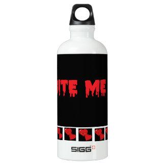 Bite Me Aluminum Water Bottle