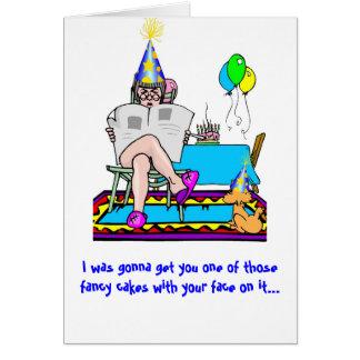 Bite Me...Birthday Card