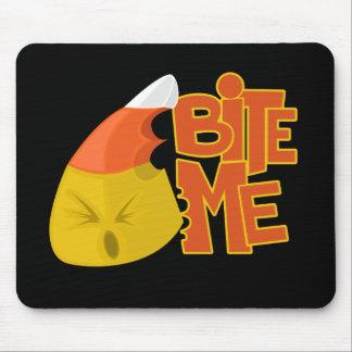 Bite Me - Candy Corn Mousepad