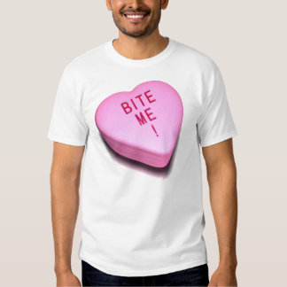 Bite Me Candy T Shirt