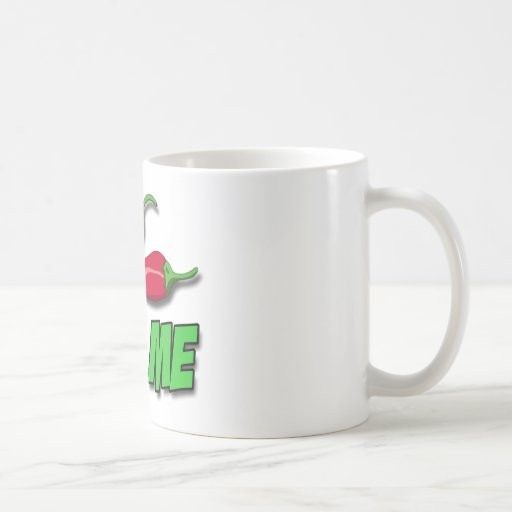Bite Me - Chile Pepper Coffee Mug