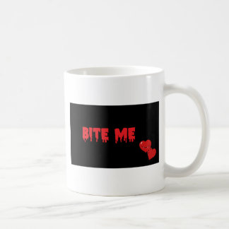 Bite Me Coffee Mug