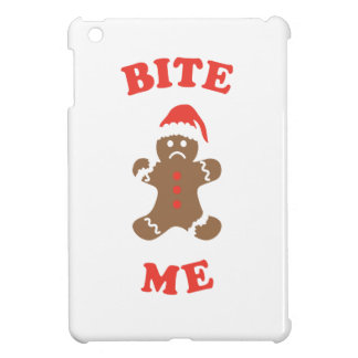 Bite Me Cookie iPad Mini Cover