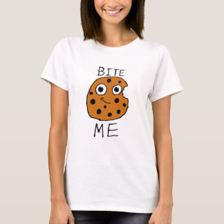 Bite Me Cookie T-Shirt
