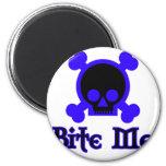 Bite Me Fridge Magnet