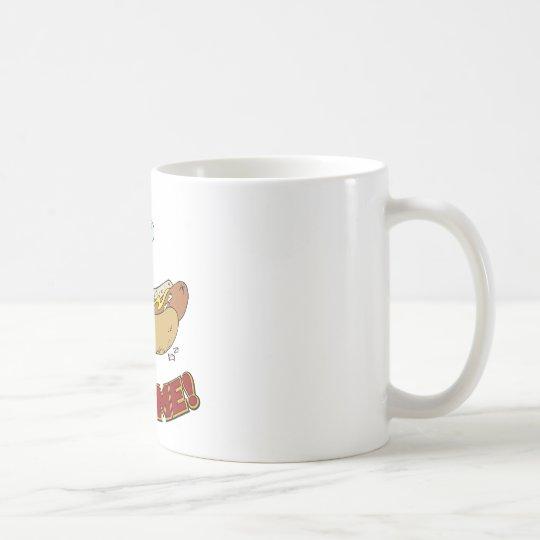 Bite Me - Hot Dog Coffee Mug